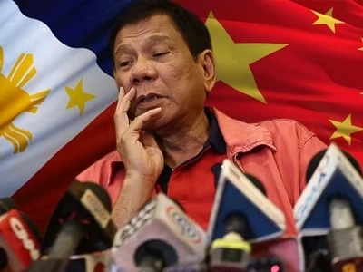 Duterte sets aside talks with China over West Philippine Sea during ASEAN tour