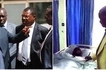 NASA top official rushed to hospital after collapsing