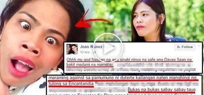 Furious netizens slam woman after joking about Davao blast