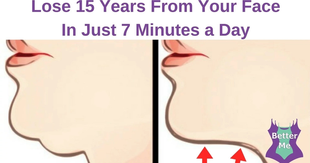 How To Get Rig Of A Doubble Chin With 6 Simple Exercises