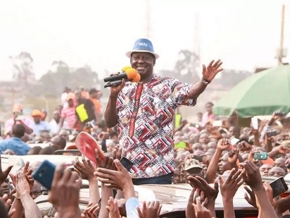 Raila promises to lead mother of all demos on date of repeat presidential election