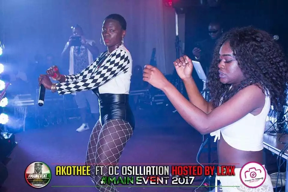 Akothee steps out dressed like a stripper in the US and everyone is MAD (Photos)