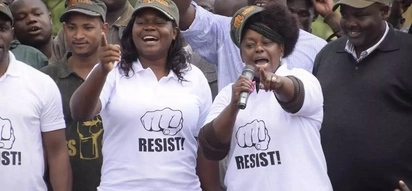 National Resistance Movement set to clash with police as they prepare to welcome Raila Odinga back from his international travels