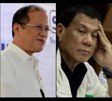 PNoy claims PH transformation; Duterte affirms
