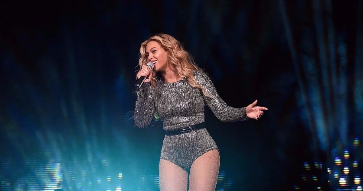 Beyoncé shared the photos of her twins for the first time