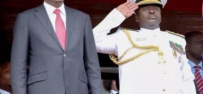 Wafuasi wa CORD na Jubilee wachafua Sikukuu ya Mashujaa Mombasa