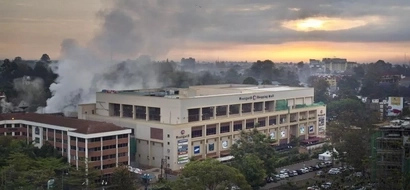 Kenyans FORCE AMERICANS to apologise after using Al-Shabaab's HORRIFIC ATTACK VIDEO