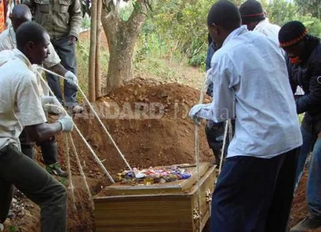 Machakos family exhumes pastor's body after confusion