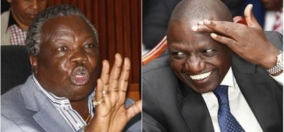 I never said William Ruto cannot be president - Francis Atwoli