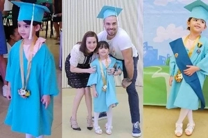 Congratulations Scarlett! The second daughter of Doug and Cheska Kramer graduates with the highest honors