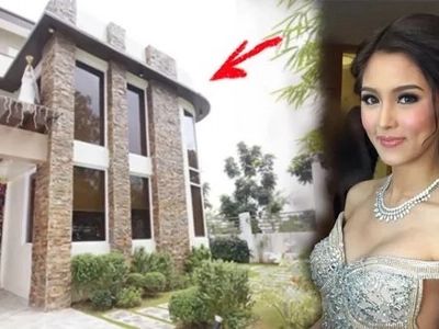 Kim Chiu's mansion is to die for! Check it out!