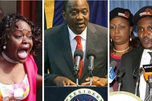 Opposition MPs plan against Uhuru when he addresses the nation from parliament