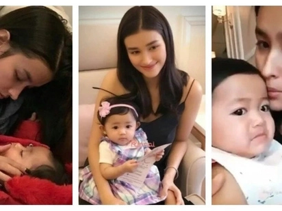 Photos & videos of Liza Soberano's bonding moments with half-sibling Rianne show that she is an awesome big sister!
