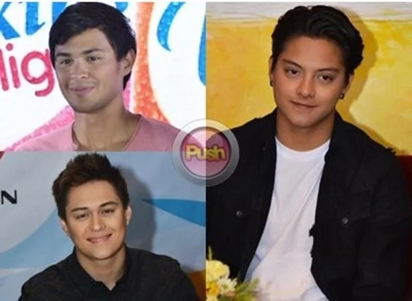 Daniel, Enrique at Matteo: Nag-react sa posibilidad na maging darna ang kanilang mga leading lady