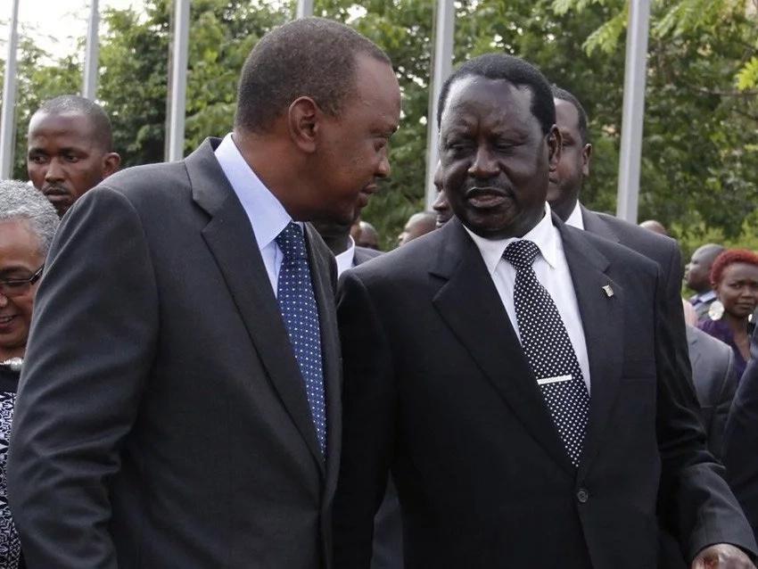 Chances of Raila working with Uhuru before 2022 are so high - Moses Kuria