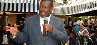 'Panic' at Jubilee as Musalia Mudavadi prepares to join CORD
