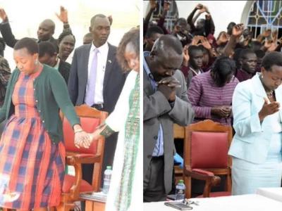 Picha hizi ni thibitisho tosha kuwa naibu rais Ruto amejaliwa mke mwema anayemcha Mungu