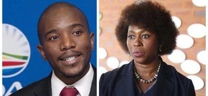 Makhosi Khoza rules out joining the Democratic Alliance