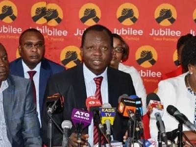 Huu ndio msimamo wa Jubilee kuhusu hatua ya 'kumwadhibu' Seneta Mike Sonko