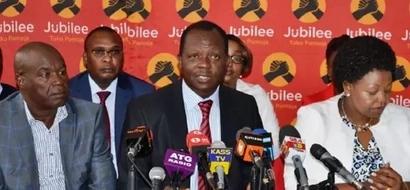Jubilee yazungumzia kucheleweshwa kwa kura za mchujo