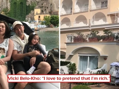 "Boastful or humble? Doc Vicki Belo receives unforgiving comments after posting ""pretending to be rich"" while enjoying luxurious Italy honeymoon!"