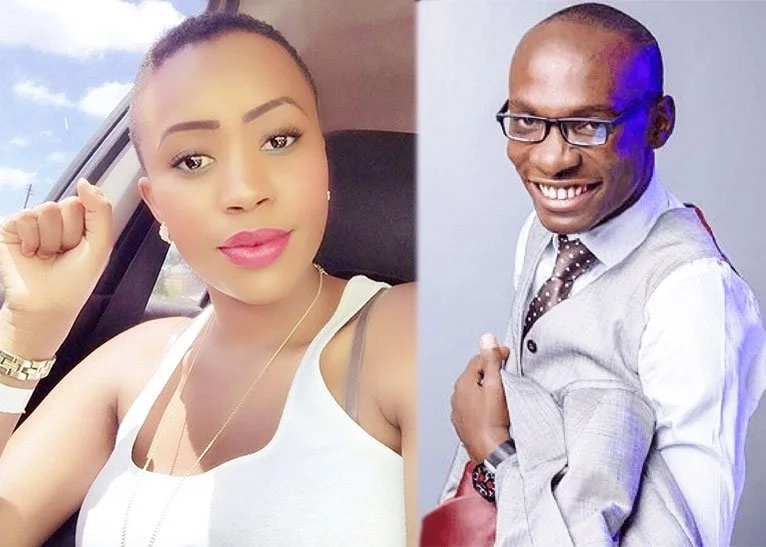 Comedian Dr Ofweneke exposed further by his wife after their breakup