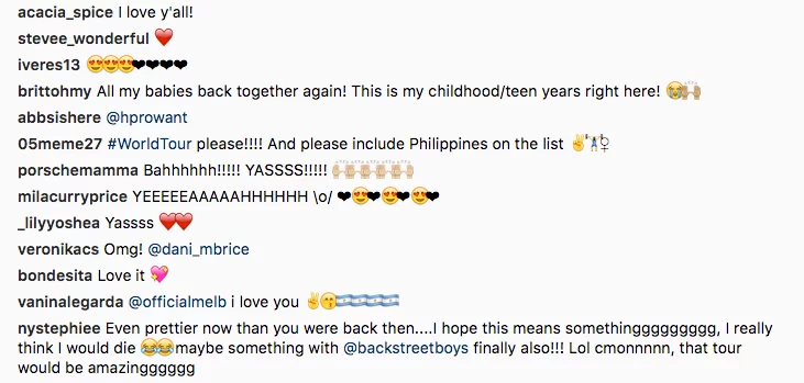 Excited ang mga batang 90s! Spice Girls reunion spark rumors of comeback