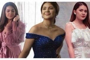 Di lang isa kundi 5! Isabelle Duterte wore 5 expensive designer gowns on her debut