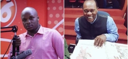 Jalang'o and Jeff Koinange dancing to Bazokizo is the best sight you will see today(Video)