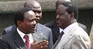 Raila 'betrays' Kalonzo in Garissa