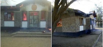 Chama cha Jubilee kilihusika katika kuteketezwa kwa ofisi za ODM? Pata ripoti kamili kutoka ODM