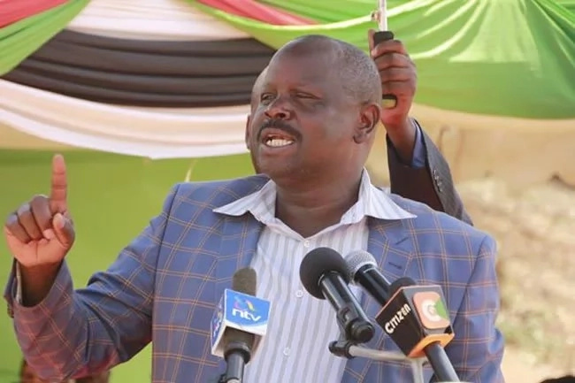 I am not teaming up with Raila - Bomet governor sets the record straight