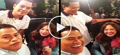 Ellen Adarna opens up to John Lloyd Cruz & Ogie Diaz about math teacher Pietro Boselli: 'Type na type ko!'