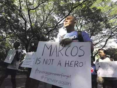 "Bayan: ""Do not use taxpayers' money for Marcos' burial"""