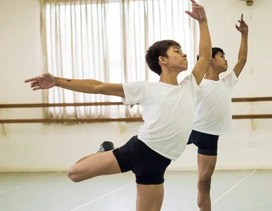 Pinoy street kids to conquer London as ballet dancers