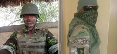 SO SAD! Wife sends PAINFUL message to her KDF husband killed in brutal Kulbiyow attack
