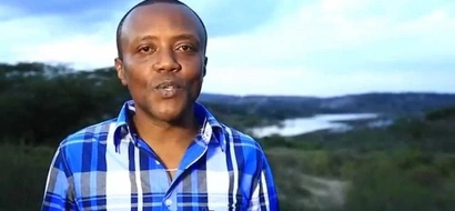Is this girl the reason why Maina Kageni never got married?