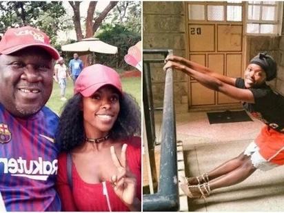 Kijakazi wa Papa Shirandula ajikwatua kweli na kuwafanya mafisi kutokwa na mate