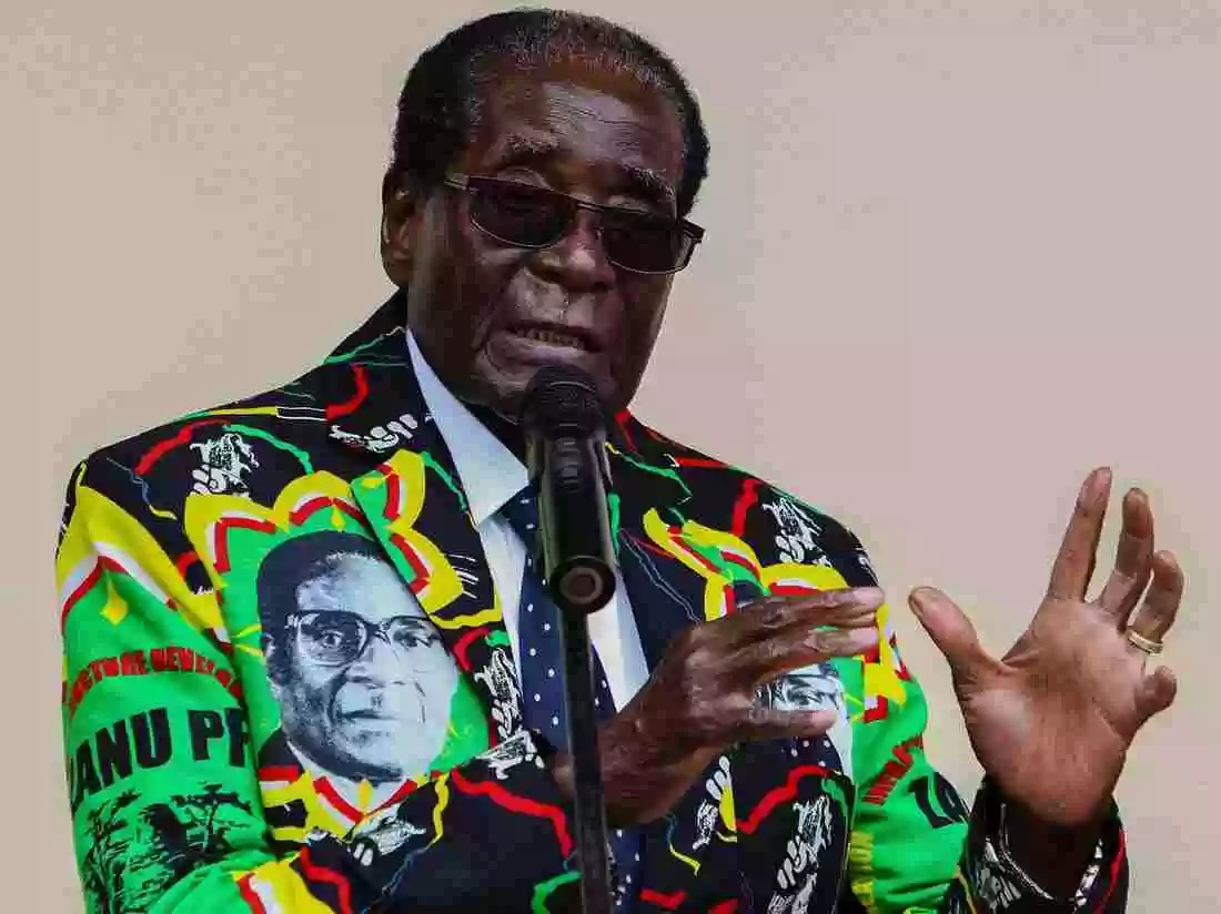 Mugabe finally agrees to step down,throws Zimbabwe into constitutional crisis