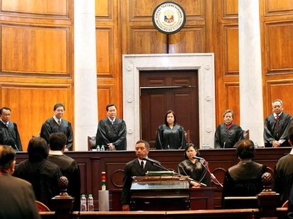 SC dismisses petition against COMELEC's SOCE extension