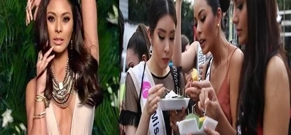 EXCLUSIVE: These are the Filipino dishes that Miss Universe 2016 contestants like, says Maxine Medina