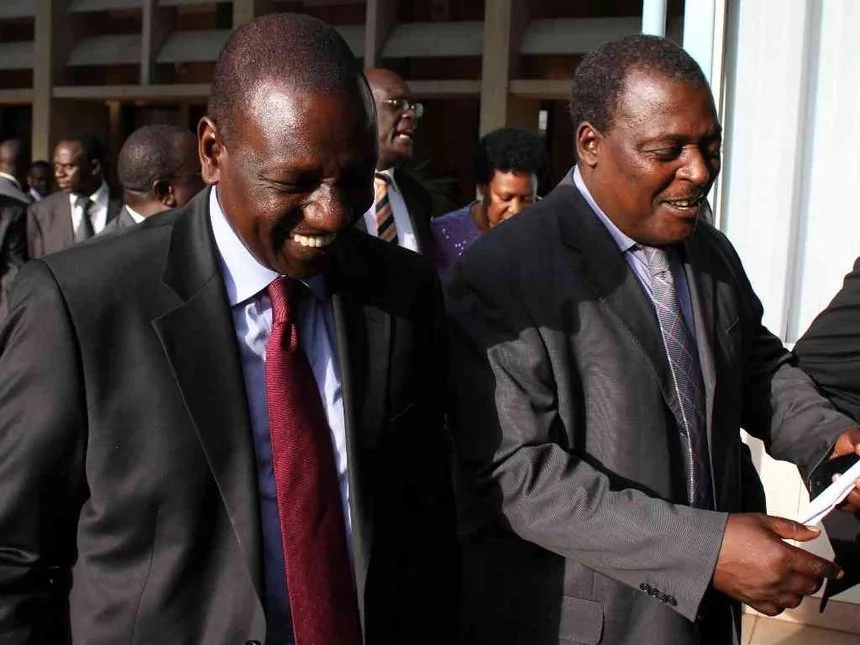 15 jaw-dropping moments William Ruto's infectious smile was better than you