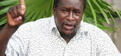 Kalembe Ndile dramatically rescued by police from auctioneers