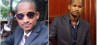 Babu Owino's mum breaks down into tears, comforted by Esther Passaris
