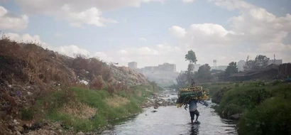 Man found dumping woman's body in Nairobi River, arrested by street children