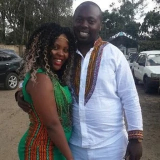 Machachari's actress, Sophia, shows off her husband