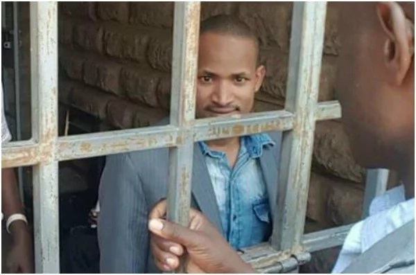 Babu Owino finally walks free but risks being re-arrested