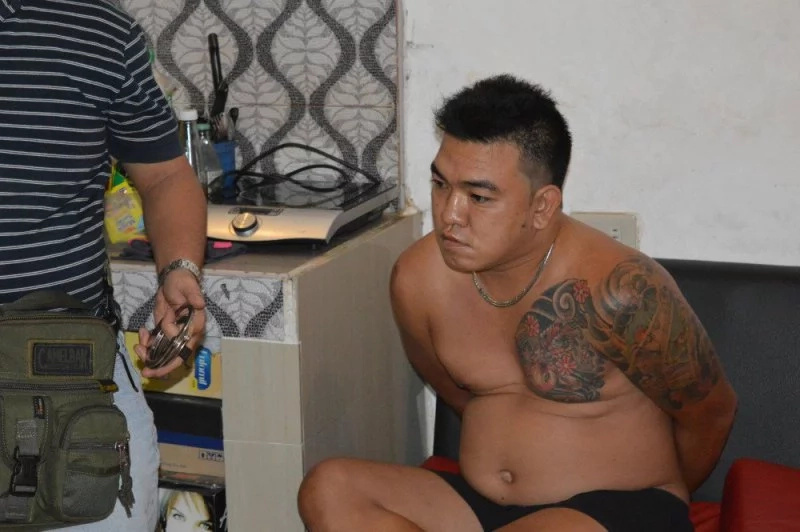 NBI arrests cop with P7M, shabu in lavish home