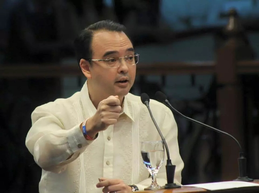 Alan Cayetano fires back at De Lima