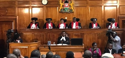Justices Mohamed Ibrahim and Smokin Wanjala absent as Supreme Court delivers full judgement on nullified presidential poll